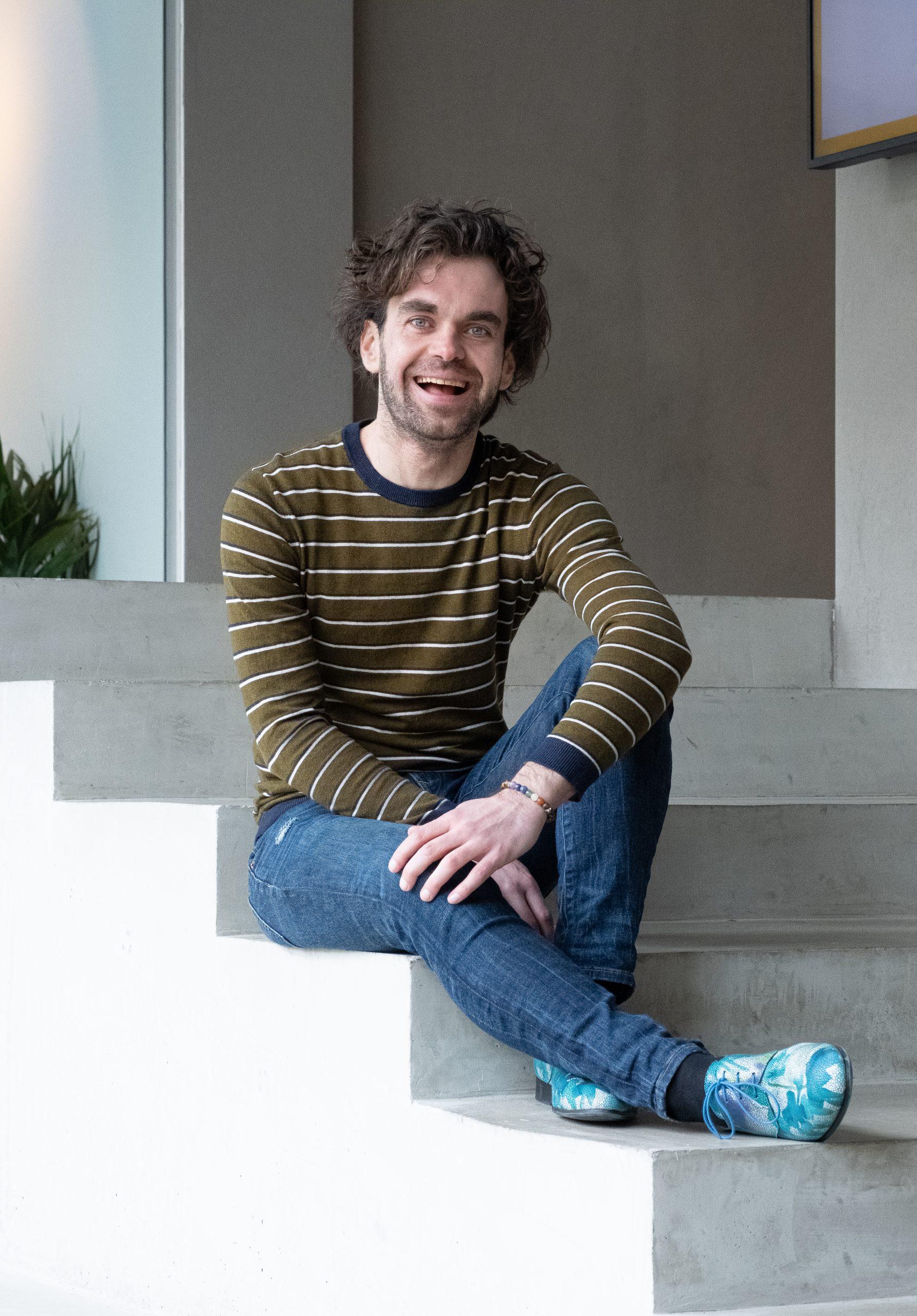 Mark Tissink - Eigenaar en trainer